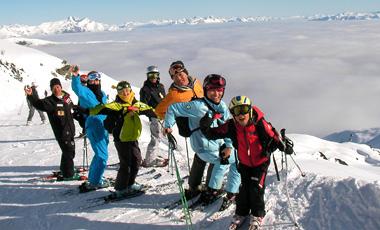 スキーイベント